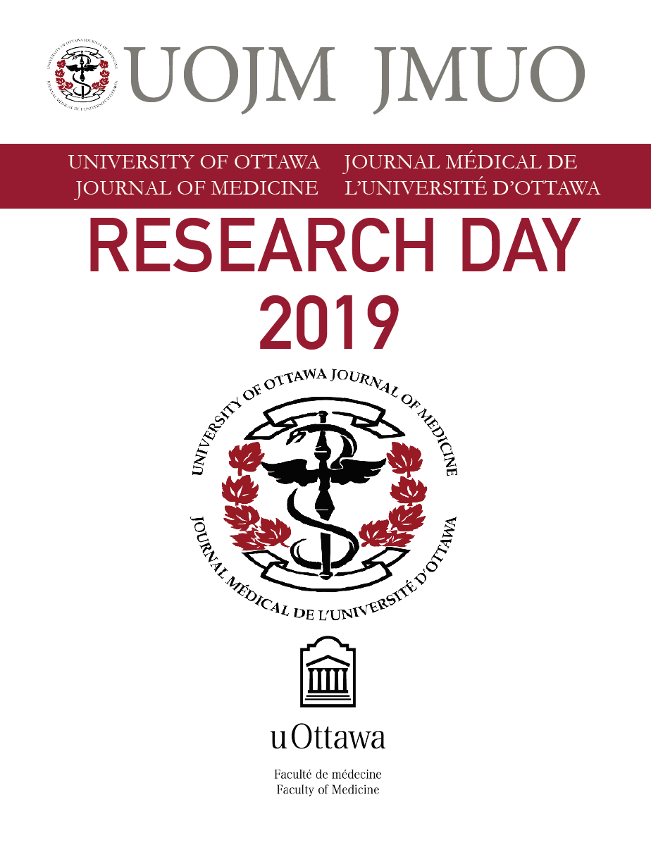 Faculty of Medicine Research Day 2019 Abstract Book Cover Art
